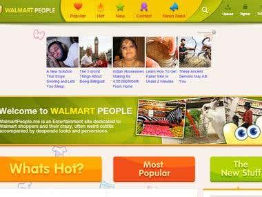 Walmart People : www.walmartpeople.me