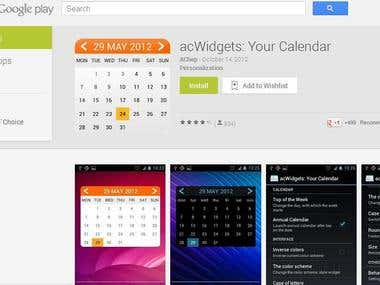 Android Calender