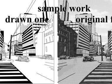 sample work
