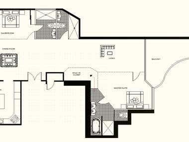Modify a Floor Plan