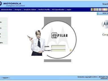 Motorola Intranet local (Venezuela, Caracas)