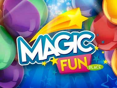 Magic FUN / Party Room For Kids