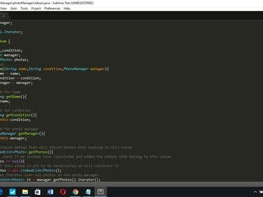 Java / C / C++ Programming