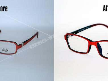 Product Retouch - lions-glasses.com