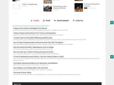 Website & WP Custom Plugin Development