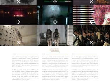 Web Personal para Artista | Diseños y Desarrollo | WordPress