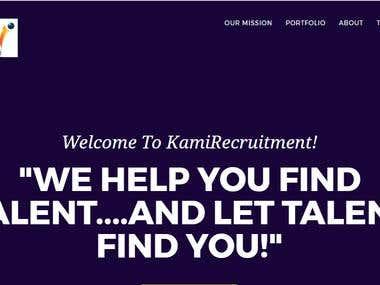 Online Requirent portal