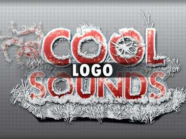 """Cool Sounds"" Logo"