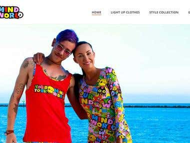 Online Light up Clothes Sale website