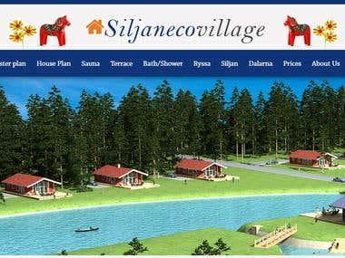 Siljane co village