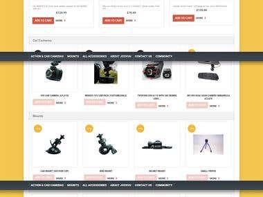 Joovuu.com  :- An eCommerce website