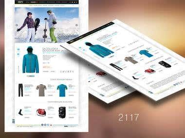 Websites for Online Store