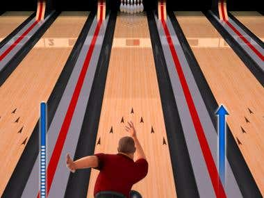 Classic Bowling - HTML5 3D Sport Game