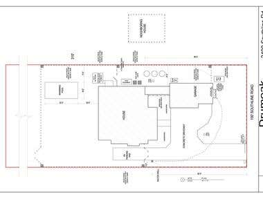 ARCHITECTURAL drawings 2 - HOUSE - Imperial