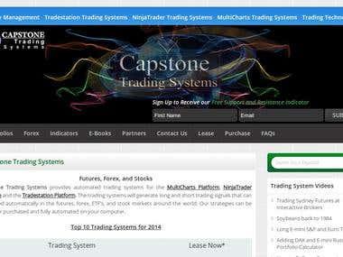 capstonetradingsystems.com