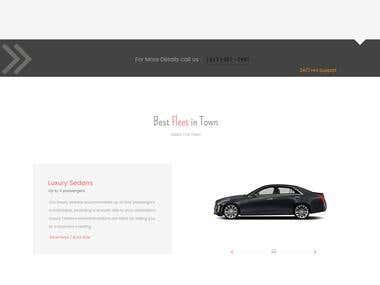 One Pages PSD Web Designes