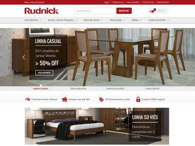 Loja Virtual Rudinick Tray
