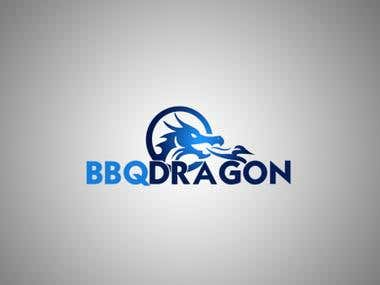 BBQ Dragon Logo