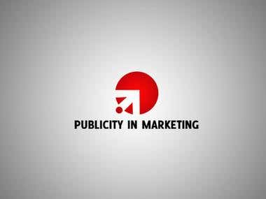 Publicity In Marketing Logo