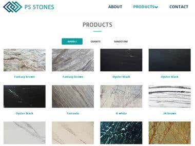 PS Stones portfolio