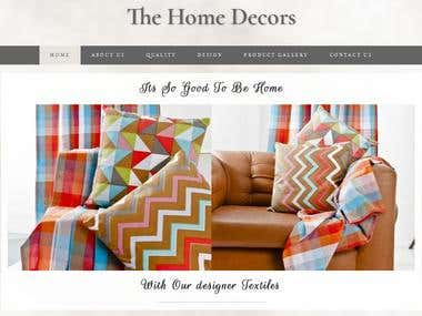 The Home Decor