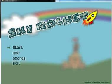 Game Development - SkyRocket