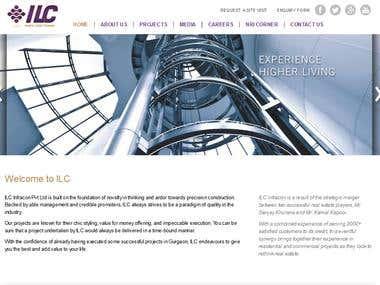ILC Infrastructure