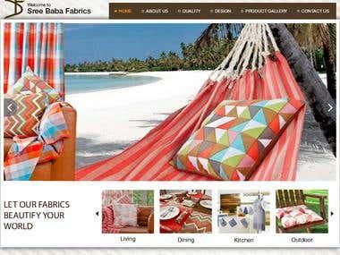 Fabrics Portfolio