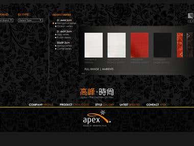 Apex Fashion Tiles