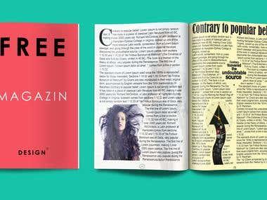 Book Design on InDesign  and Illustrator.