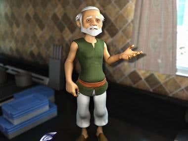 Zoran Figurine