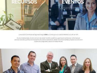 Sitio web | Para Empresa | Diseño y Desarrollo | WordPress
