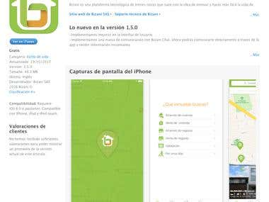 Bizani App
