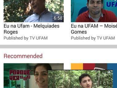 TV UFAM play