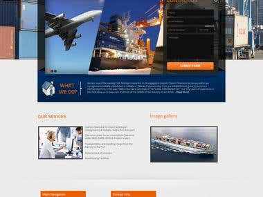 Contractor Website Design & Development