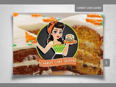 CARROT CAKE QUEEN