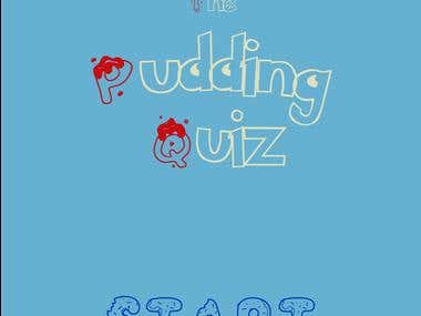 Mobile App: The Pudding Quiz Game