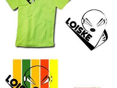 """LOISKE"" logo design..."