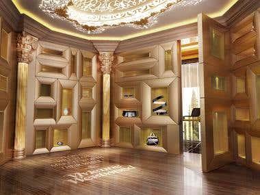 Very luxurious Master Bedroom