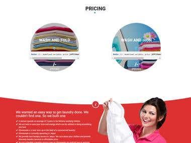 Dhonewala: Laundry Website & App