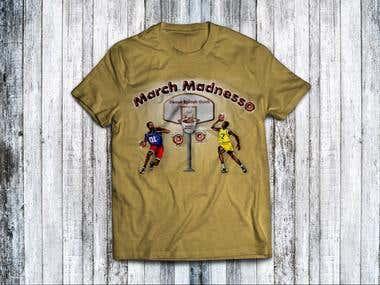T-Shirt Mockups Design
