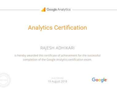 google analytical