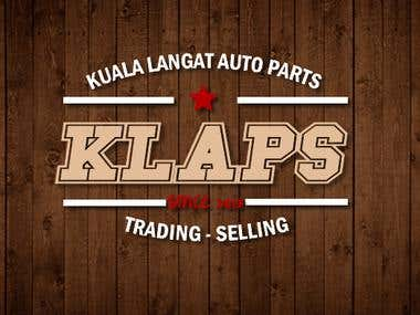 KLAP - Logo design