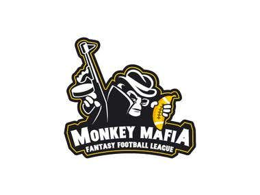 Logo for Monkey Mafia