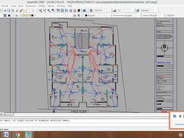 Electrical Design of Building