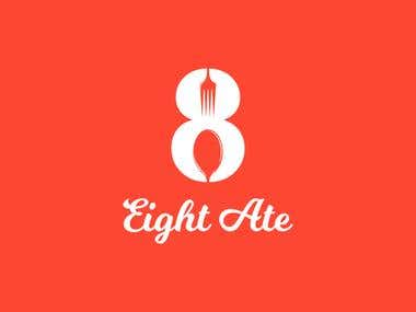 Eight Ate Logo