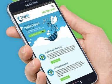 BusyBee Website