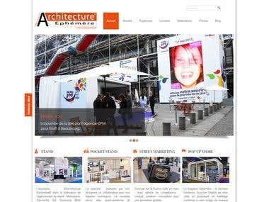 Architecture-Ephemere.com
