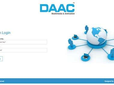 DAAC Exam: Online Exam Portal