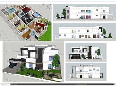 House in full 3D